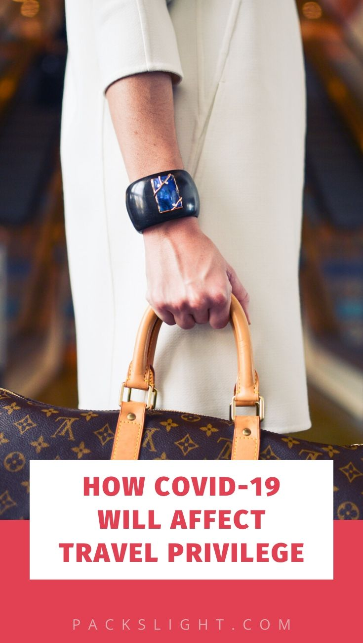 Each one of us should acknowledge their privilege when it comes to leisure travel to be better, more responsible tourists. What will travel be like post COVID-19, and how can you be better for it? Read on. #traveltips #travel #psychology #racism #classism