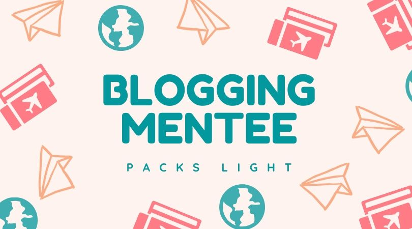 Blogging Mentee