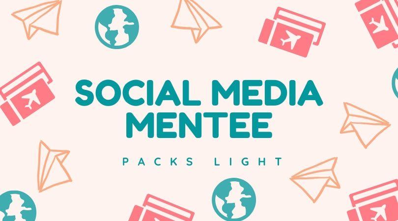 Social Media Mentee