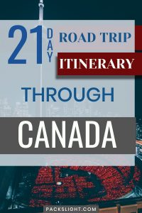 Planning a Canadian road trip? Need ideas on where to go? Include these must-see spots on your itinerary to guide you on your next adventure!