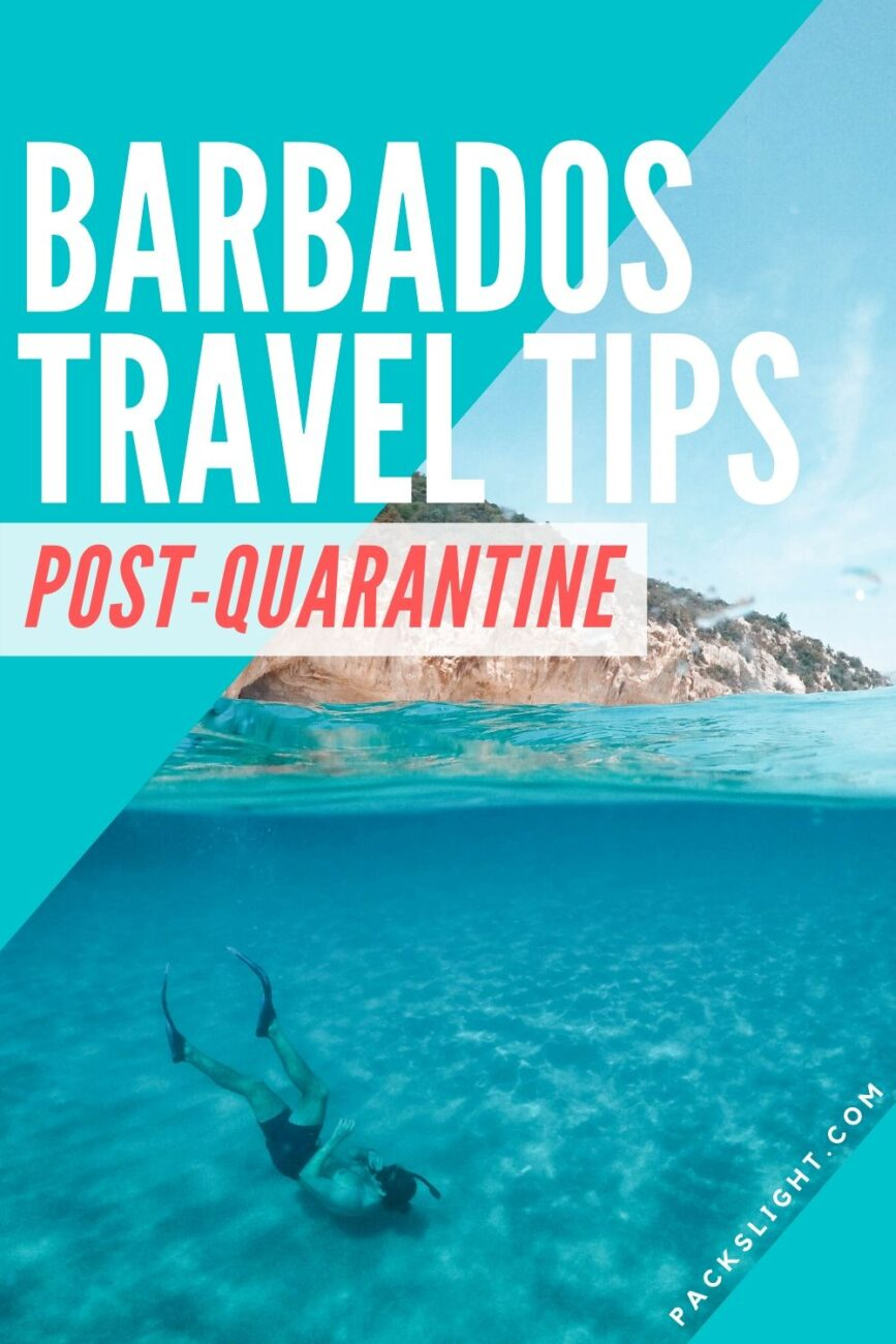 Barbados is now reopening its borders to American travelers. But there are a few things this local Bajan wants you to know before you book your flight.