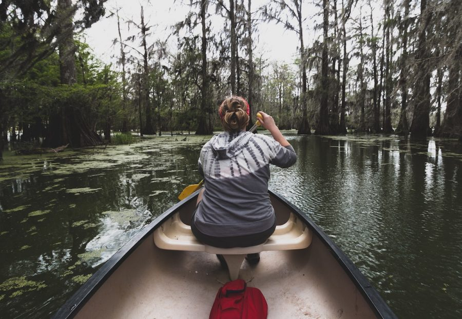 Canoeing Gen Z Adventure Travel