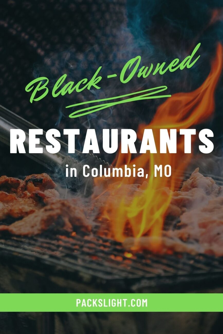 Come support Black-owned restaurants in the Midwestern region and enjoy delicious meals from this college town!