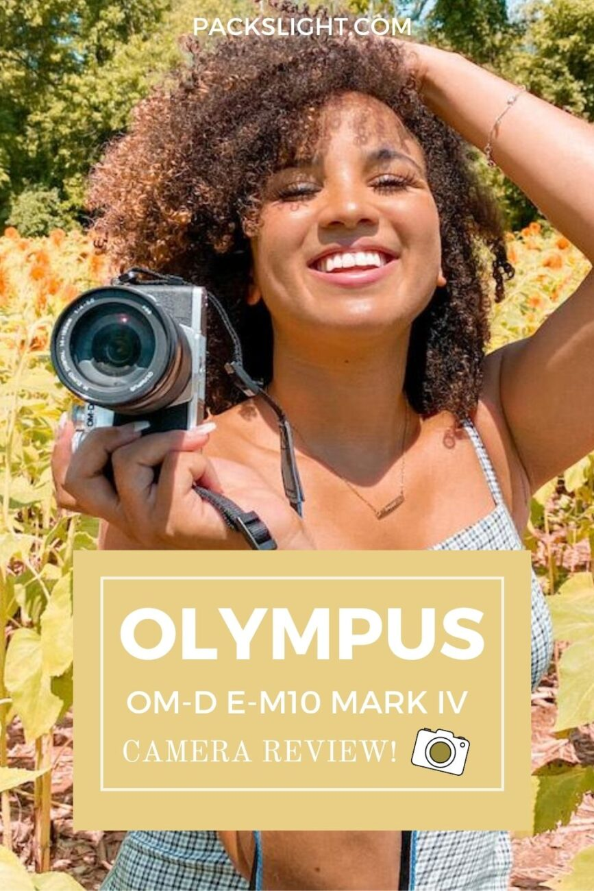 Want to upgrade your photography increasing your baggage or your stress levels when traveling? Read my review of the Olympus E-MD Mark 4. #camera #photography #traveltips #travel
