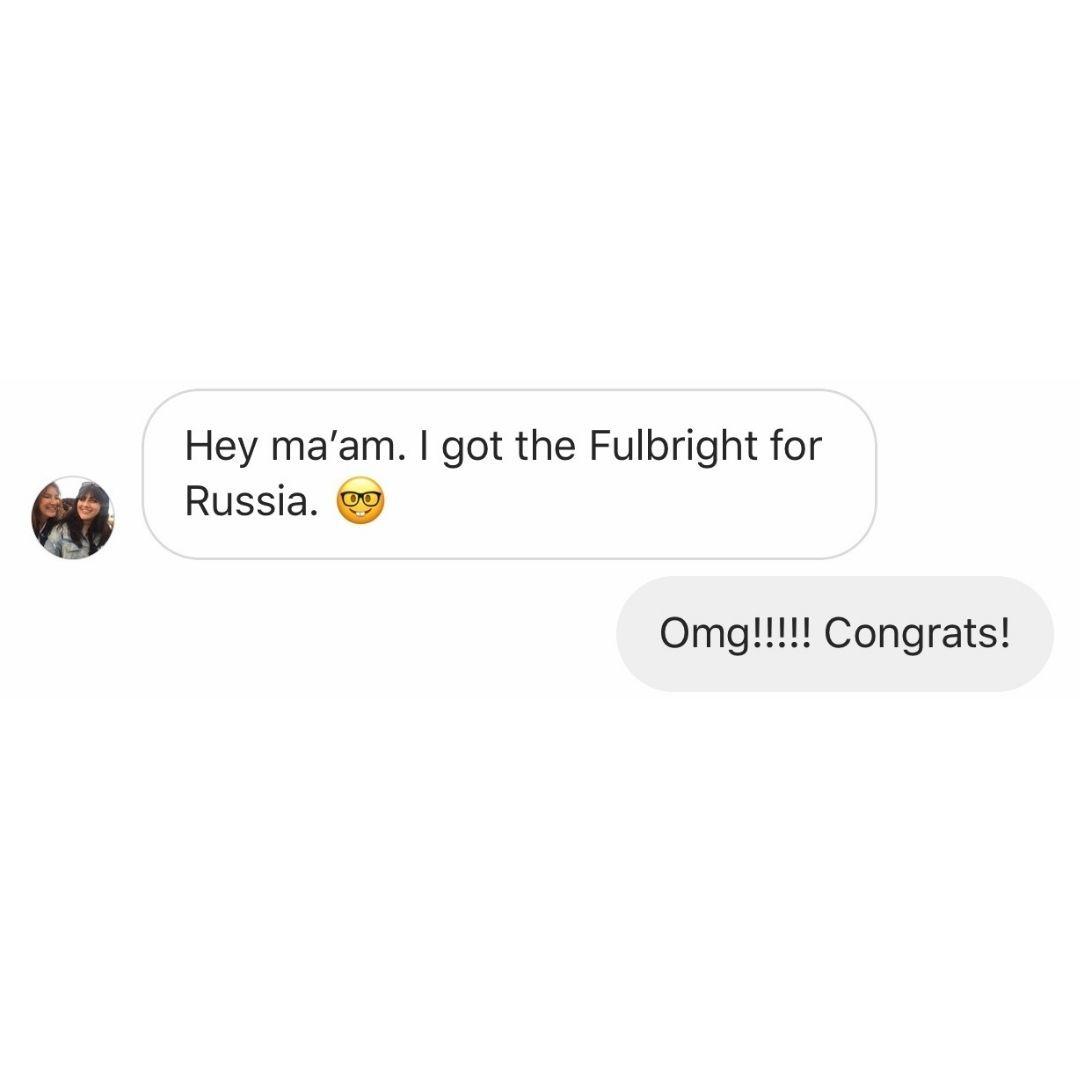 Fulbright ETA - Russia