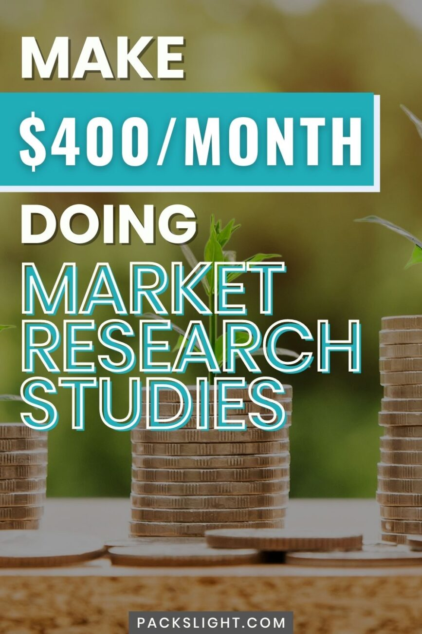 Looking for an easy, virtual side hustle? Here's a secret money hack: 7 places where you can earn legit money doing market research studies.