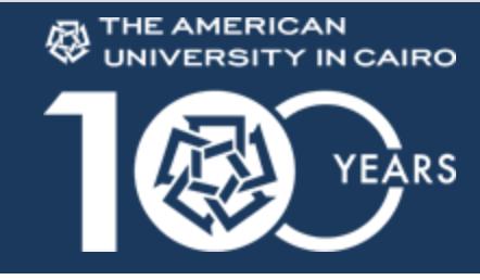 American University Cairo TESOL