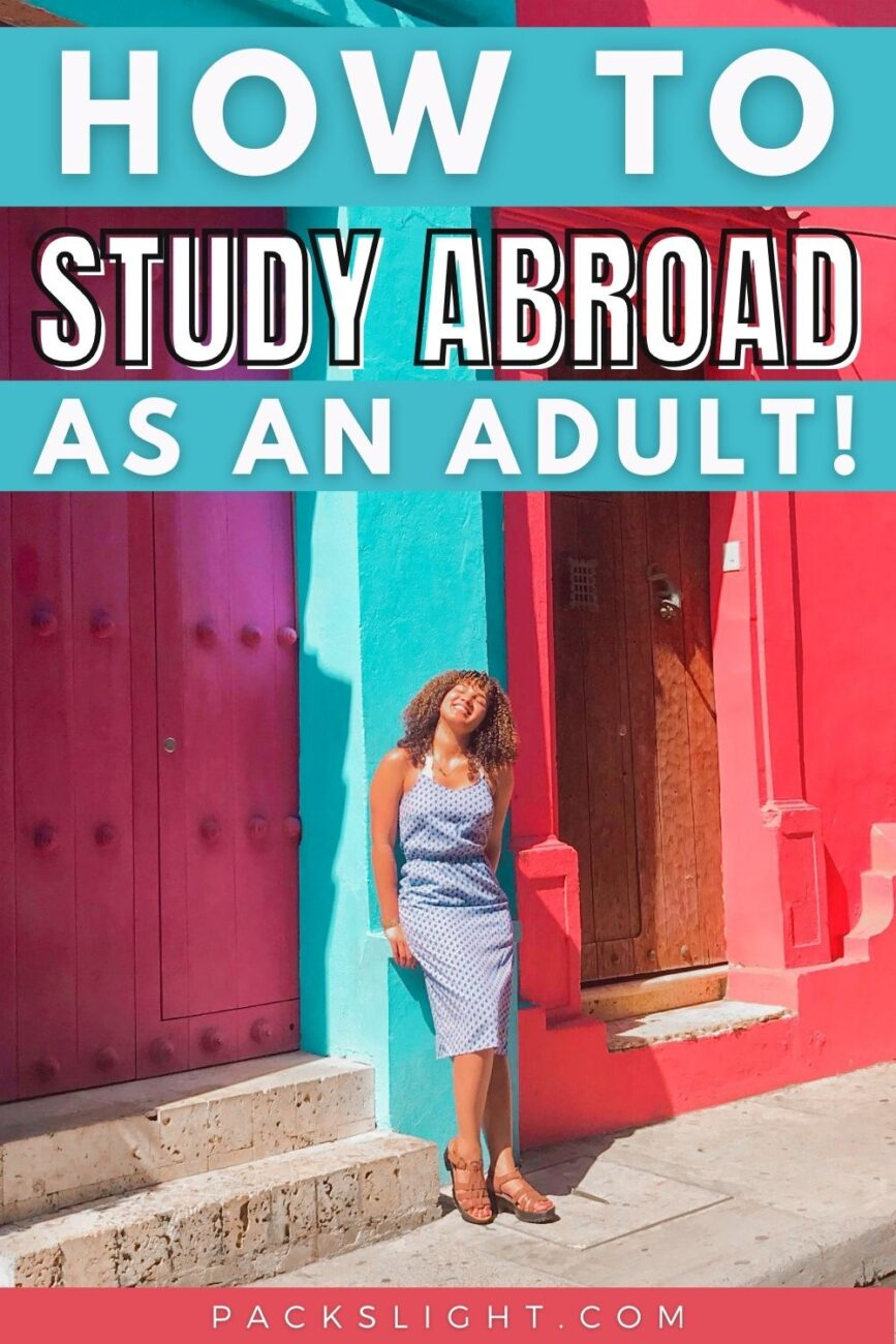 Did you know you can study abroad completely paid for AFTER college graduation? When you're 30? Check out these funded travel opportunities for adults! #scholarships #grants #travel