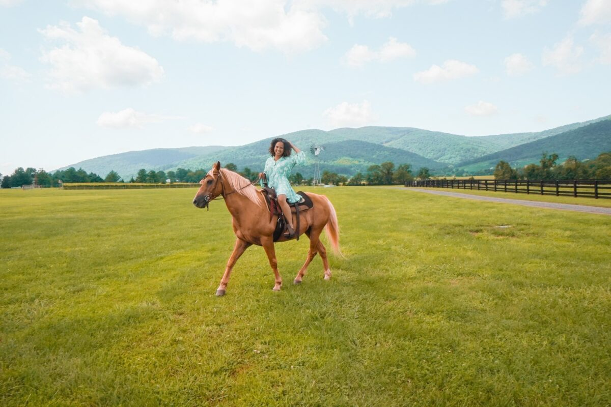 Horseback riding Charlottesville