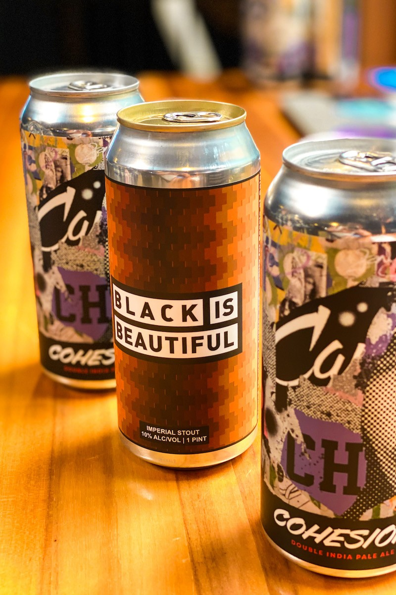 Black is Beautiful Beer/Cohesion Beer