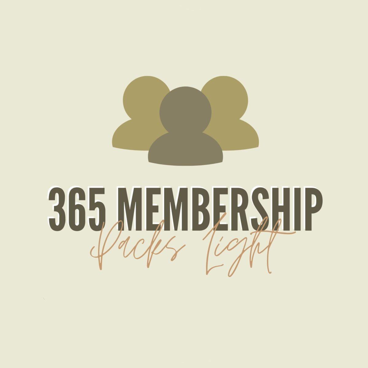 Join the 365Membership