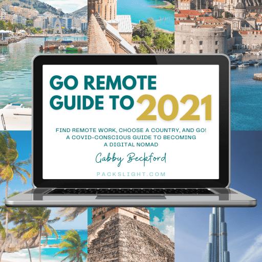 Go Remote Guide in 2021