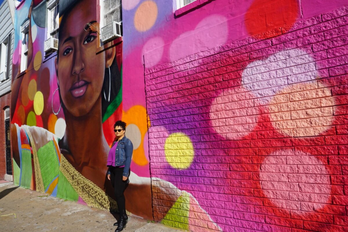 Art scene- street murals #1