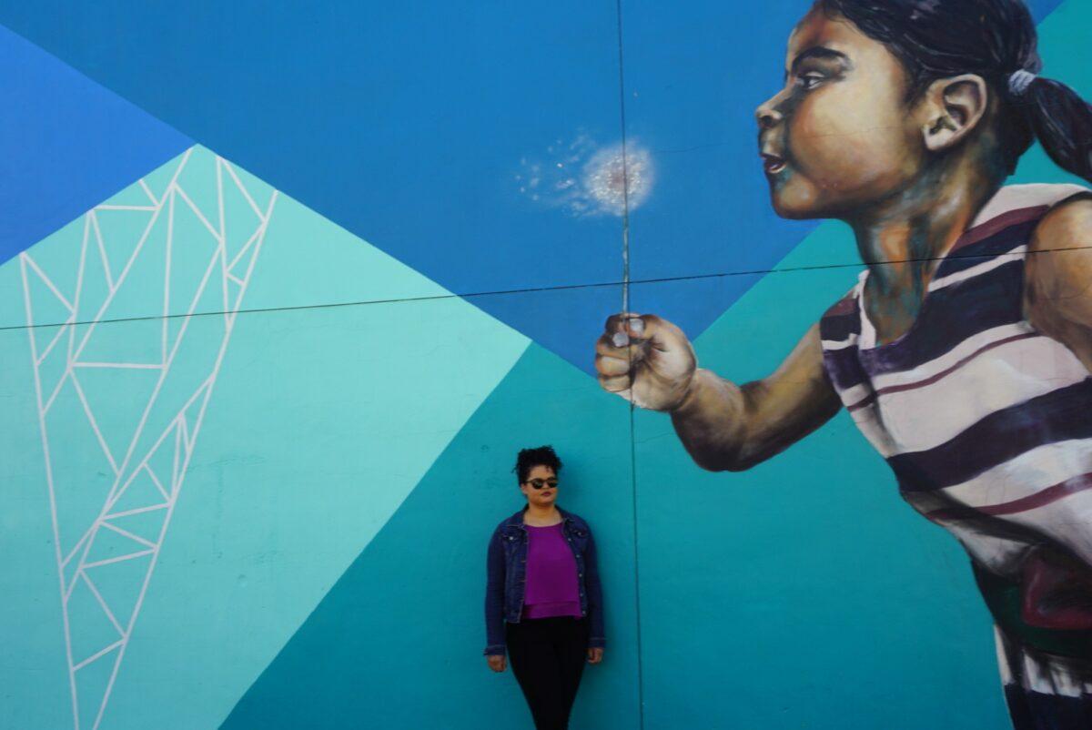 Art scene- street murals #3