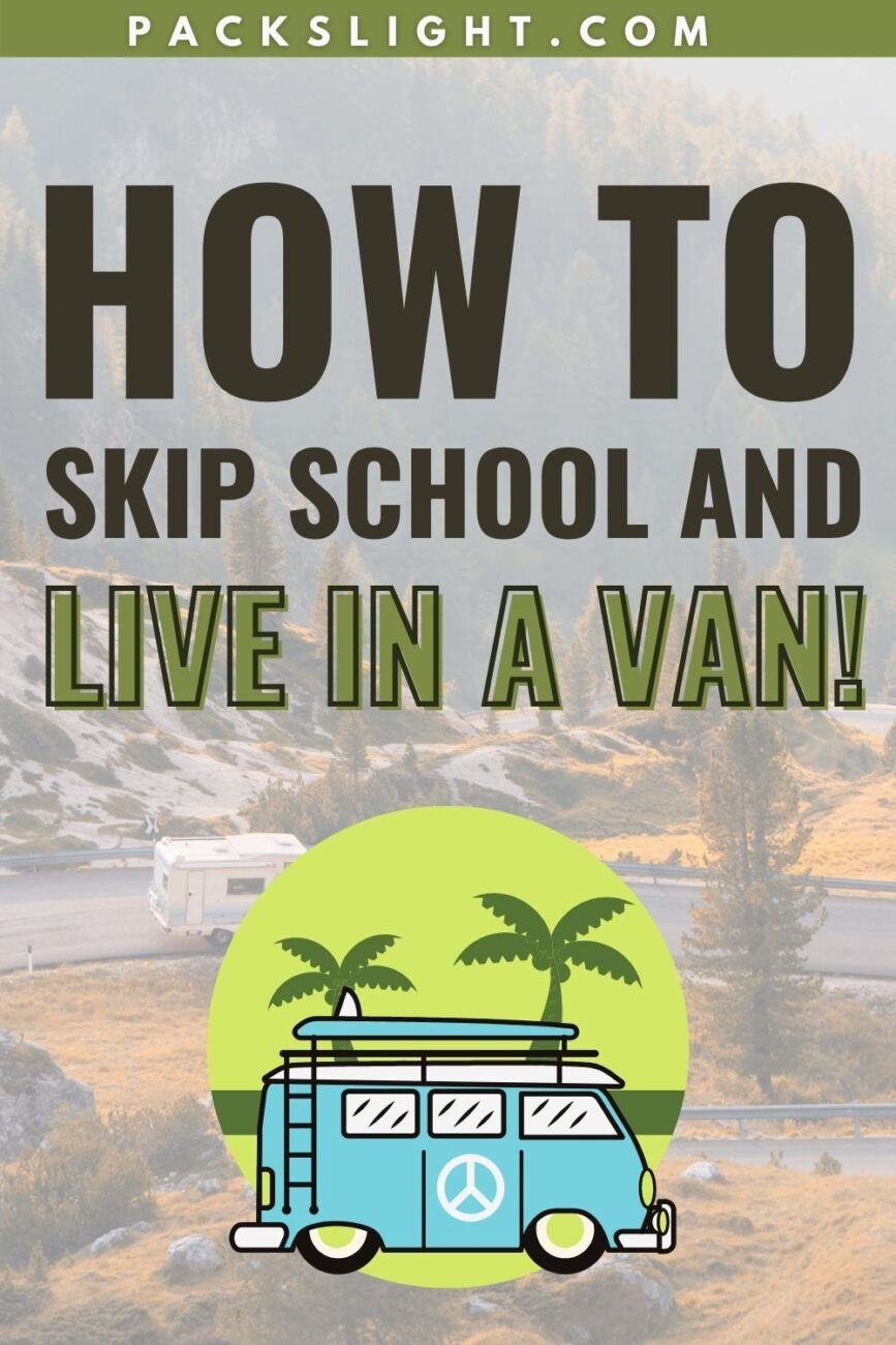 The pandemic led young traveler Abbie, 23, to join the van life movement and work while on the road. Here's how you can do it, too!