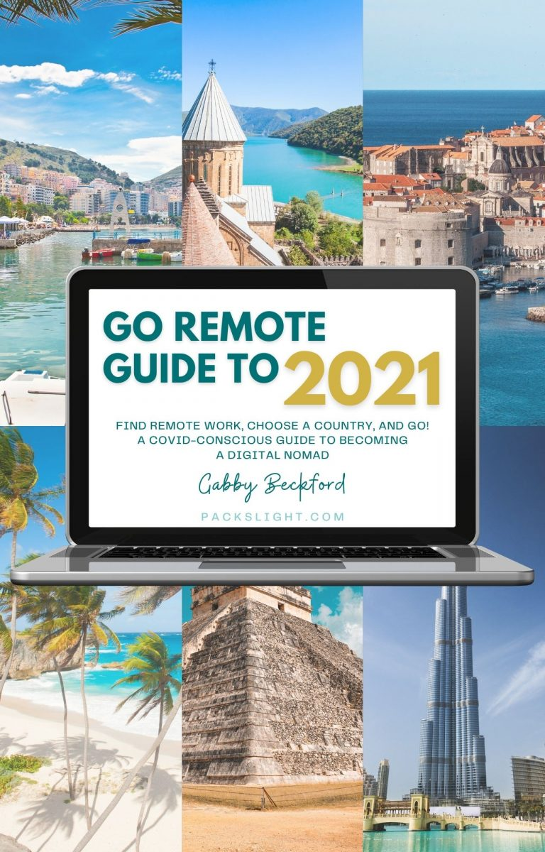 Go Remote Guide to 2021