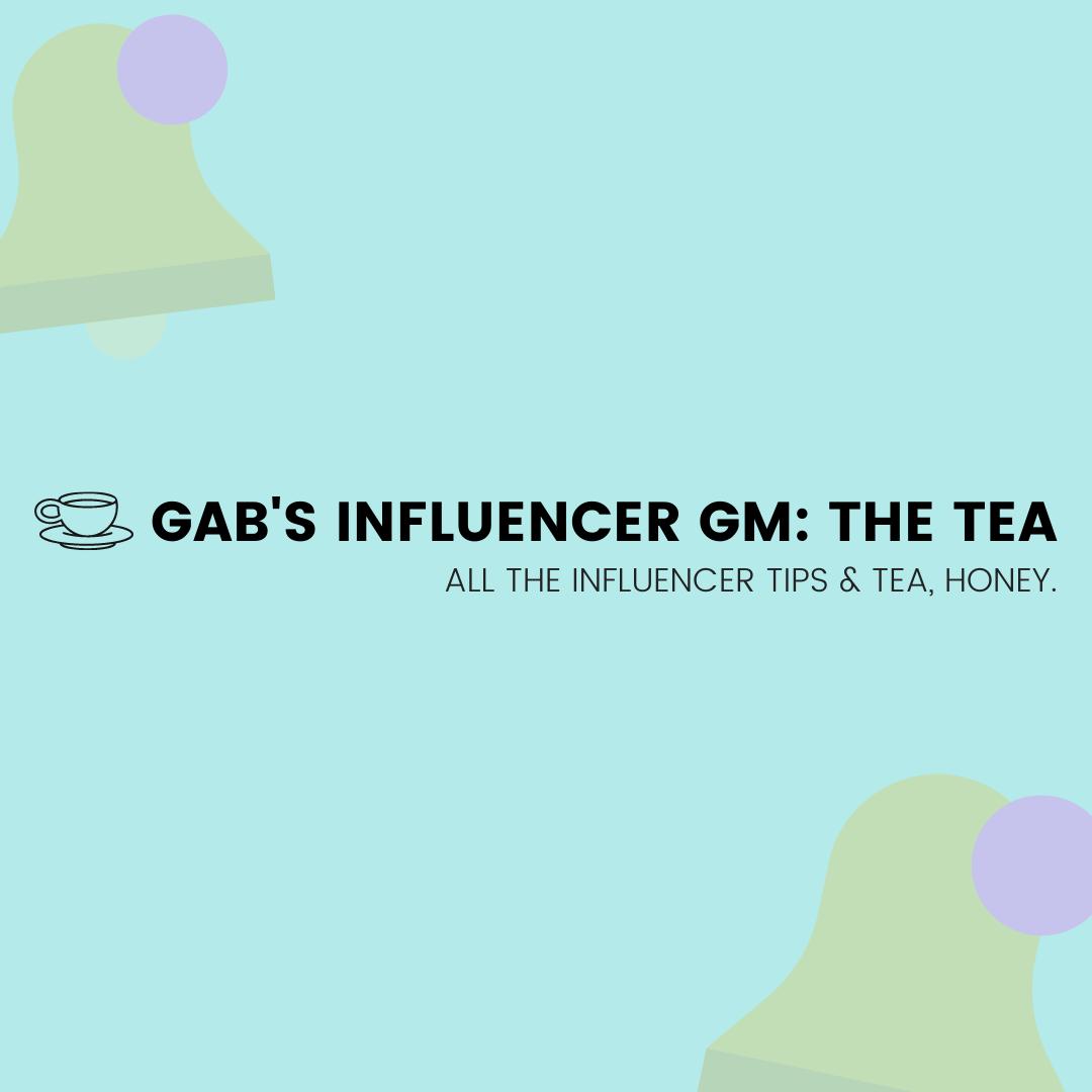 Gabbys Influencer Insider